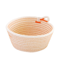 Rope Basket - Orange