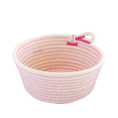 Rope Basket - Pink