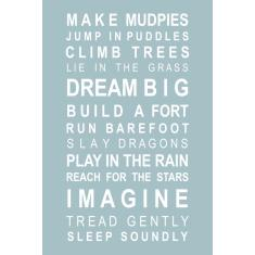 Dreams for your boy greeting cards (pack of 6)