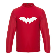 Bat red rashie