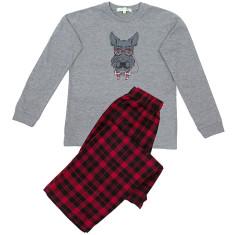 Scotty dog pyjama set