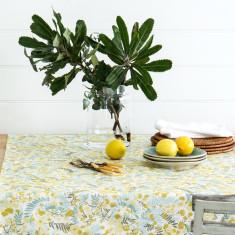 Tablecloth - Wattle cream