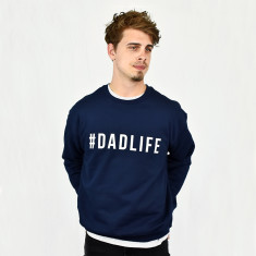 Dadlife Men's Sweatshirt Jumper