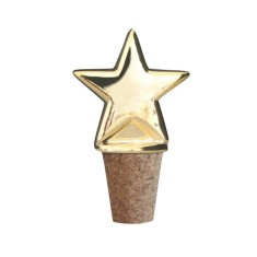 Bottle stopper Star