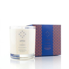 Tarabya Relax  Damask Rose, Frankincense and Petitgrain Candle