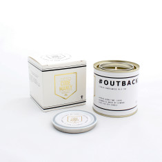 Code Manly Outback Candle