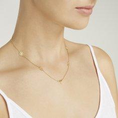 Wild Ones necklace in gold vermeil