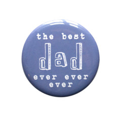Best dad badge