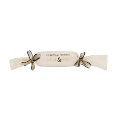Rum & fig Christmas pudding 800g log