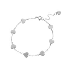 Lovestruck bracelet in sterling silver