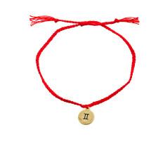Zodiac Gemini bracelet