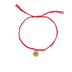 Zodiac Scorpio bracelet