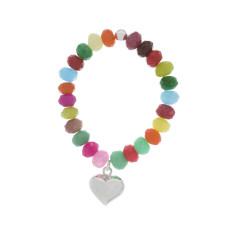 Gelato stretch bracelet