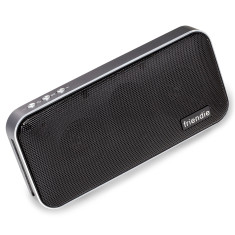 AIR Live Wireless Bluetooth Speakers and Powerbank in Onyx Black