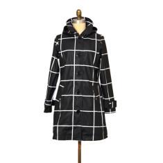 Brody Ebony Grace rubber raincoat