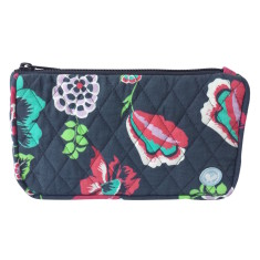 Washable brush & blush toiletry bag