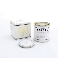 Code Manly Tabac Candle