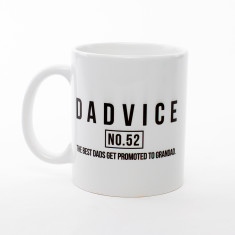 Dadvice Grandad Ceramic Mug