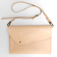 Versatile clutch or iPad sleeve