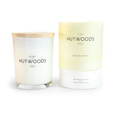 Sweet Pea & Vanilla Wood Wick Candle