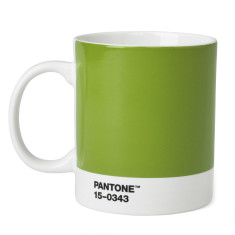 Pantone new bone china mug 2017 colour of the year