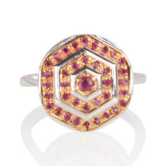 Lady Lorna ruby ring