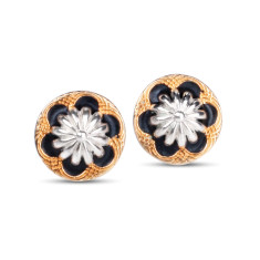 Miss Maud stud earrings