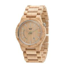 WeWood Assunt Beige Wood Watch
