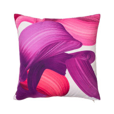 Adrian cushion cover in pink