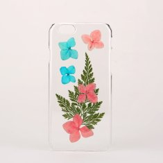 Mixed pressed flower phone case for iPhone & Samsung