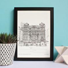 Queen Victoria Building (Sydney) Print