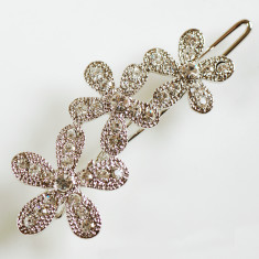 Dainty Flower Hair Slide