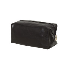 The Grand black Dopp kit