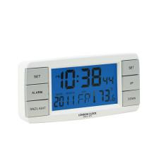 London Clock Company Signal Multi Function Alarm Clock