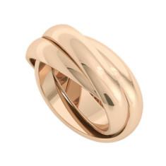 Russian Wedding Ring - Juno - 9ct Rose Gold