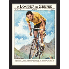 Fausto Coppi Print