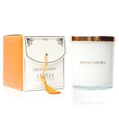 Triple Scented Soy Candle Amelia - Kumquat Sunrise
