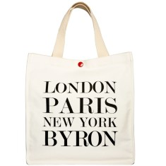 London, Paris, New York, Byron tote