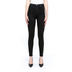 Harriet skinny jeans in black