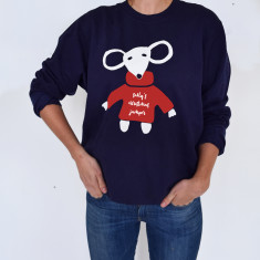 Christmas Mouse Jumper