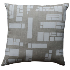 Skyline square cushion cover