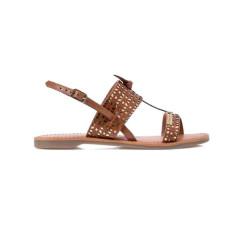 Basile les tropeziennes sandals in tan