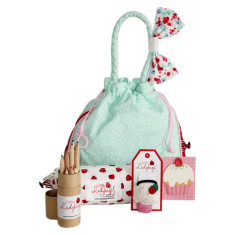 Freya Party Pack - Girl's Handbag & Accessories
