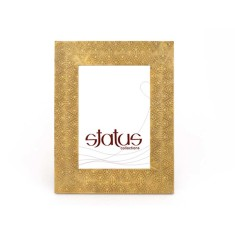 Divine henna collection brass frame