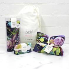 Heat Pillow & Eye Pillow & Soap Pamper Gift Pack (Various Colours)