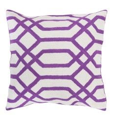Link me up hand loomed woollen cushion cover