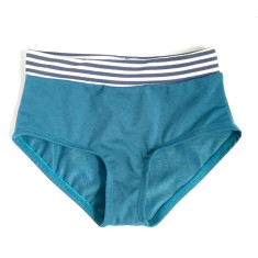 Girls swimming bottoms in Teal