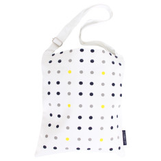Confetti boys' library bag