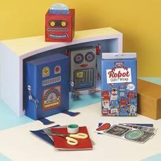 Robot Gift Wrap