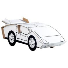 Calafant cardboard sports car